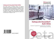 Portada del libro de Haltepunkt Düsseldorf-Rath Mitte