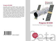 Couverture de Progress M-04M