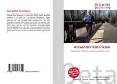 Alexander Kosenkow的封面