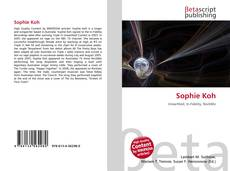 Bookcover of Sophie Koh