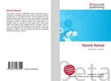 Namık Kemal的封面