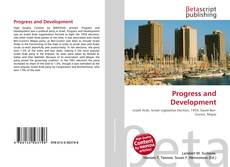 Buchcover von Progress and Development