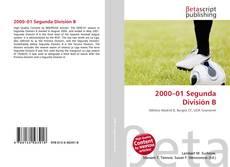 Portada del libro de 2000–01 Segunda División B