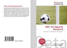 Borítókép a  2001–02 Segunda División B - hoz