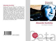 Buchcover von Alexander Kuchinka