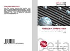 Bookcover of Tachyon Condensation