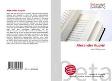 Bookcover of Alexander Kuprin