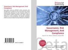 Borítókép a  Governance, Risk Management, And Compliance - hoz