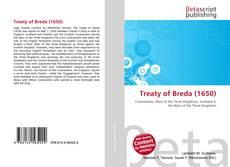 Buchcover von Treaty of Breda (1650)