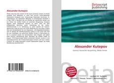 Couverture de Alexander Kutepov