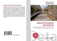 Borítókép a  Bahnhof Ennepetal (Gevelsberg) - hoz