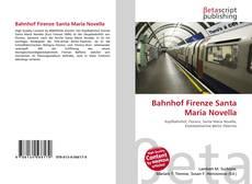 Bahnhof Firenze Santa Maria Novella的封面