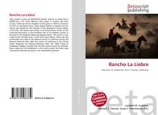 Bookcover of Rancho La Liebre