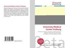Bookcover of University Medical Center Freiburg