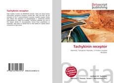 Portada del libro de Tachykinin receptor