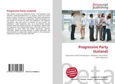 Bookcover of Progressive Party (Iceland)