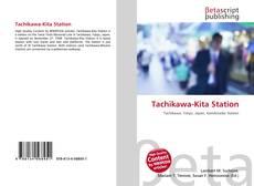 Tachikawa-Kita Station kitap kapağı