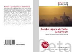 Bookcover of Rancho Laguna de Tache (Limantour)