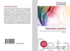 Alexander Lazushin的封面