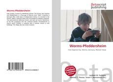 Worms-Pfeddersheim kitap kapağı