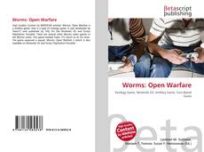 Bookcover of Worms: Open Warfare