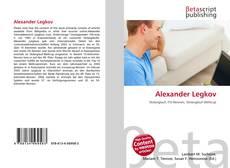 Capa do livro de Alexander Legkov