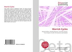 Bookcover of Warrick Cycles