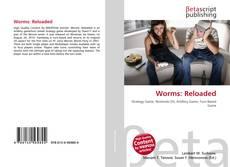 Worms: Reloaded kitap kapağı