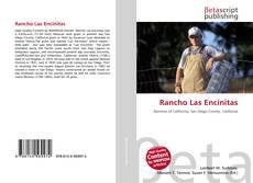 Capa do livro de Rancho Las Encinitas