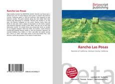 Bookcover of Rancho Las Posas