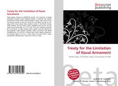 Bookcover of Treaty for the Limitation of Naval Armament