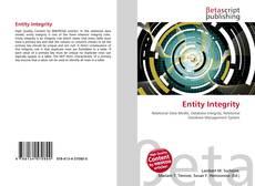 Entity Integrity kitap kapağı