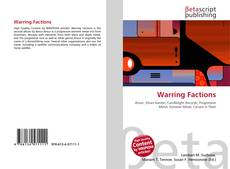 Bookcover of Warring Factions