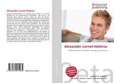 Buchcover von Alexander Lernet-Holenia