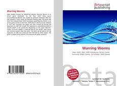 Warring Worms kitap kapağı