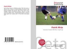 Capa do livro de Patrik Mráz