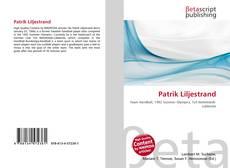 Capa do livro de Patrik Liljestrand