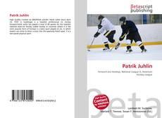 Capa do livro de Patrik Juhlin