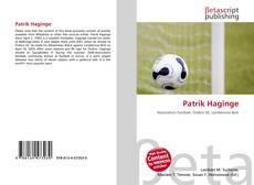 Capa do livro de Patrik Haginge