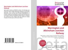 Обложка Warrington and Altrincham Junction Railway