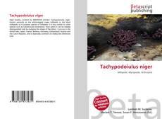 Bookcover of Tachypodoiulus niger