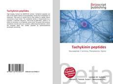 Buchcover von Tachykinin peptides