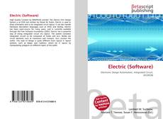 Buchcover von Electric (Software)