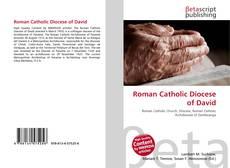 Buchcover von Roman Catholic Diocese of David