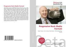 Buchcover von Progressive Rock (Radio Format)