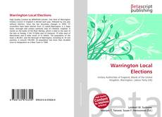Bookcover of Warrington Local Elections