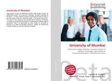 Bookcover of University of Mumbai