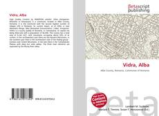 Vidra, Alba的封面