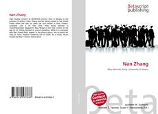 Bookcover of Nan Zhang