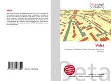 Bookcover of Vidrà